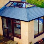 Make your conservatory Christmas ready with a tiled roof!